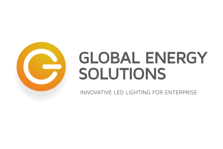 Global Energy Solutions identity design