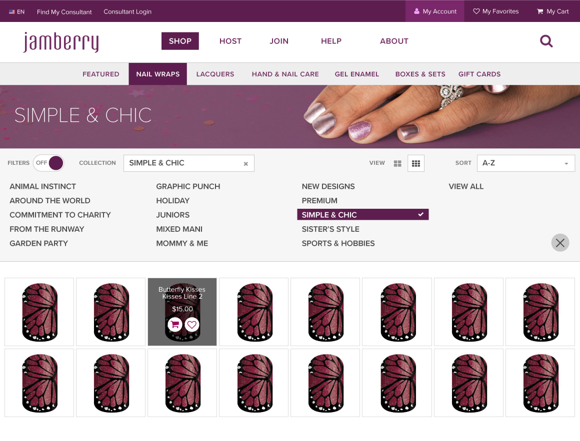Jamberry Category Ui 2