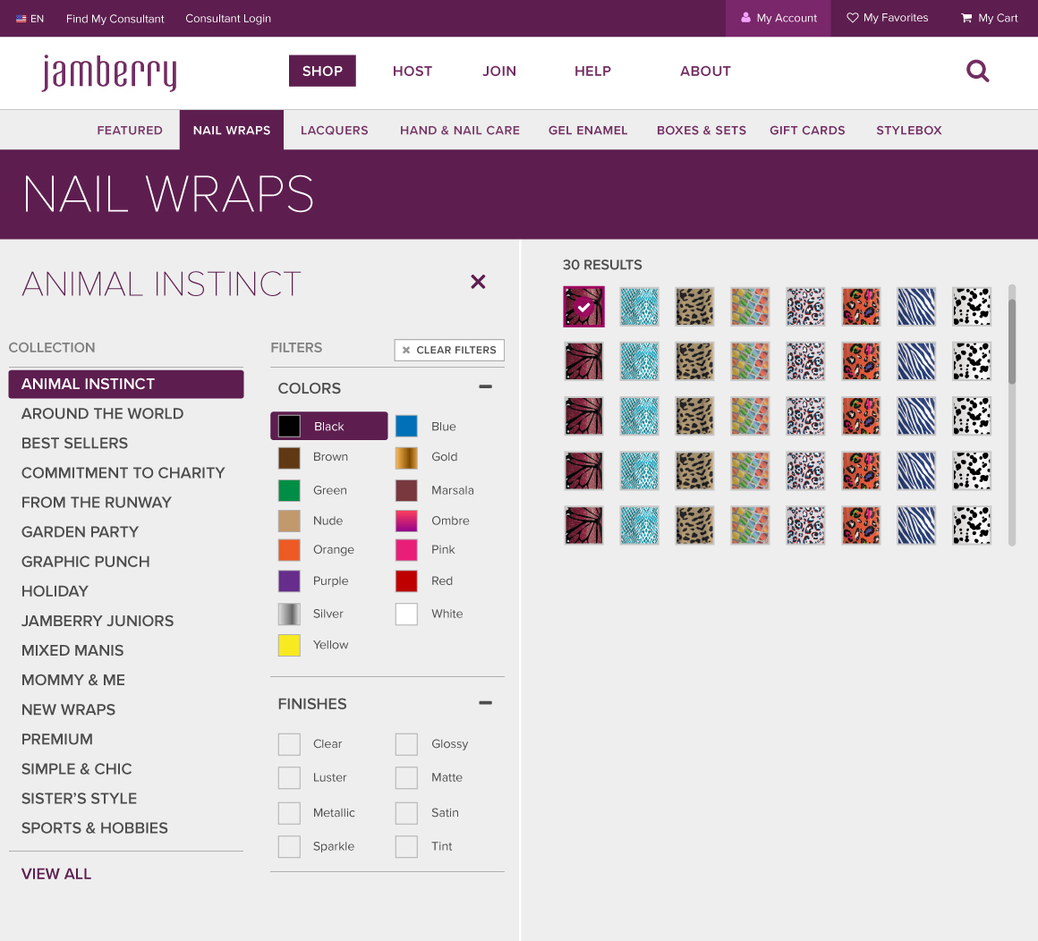 Jamberry Category Ui 4